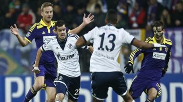 Maribor-Schalke 04 (2014 - 2015 Grup Maçları)