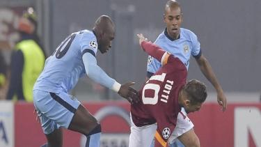 Roma - M. City (2014 - 2015 Grup Maçları)
