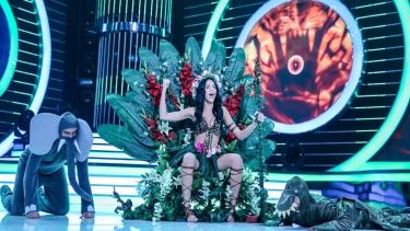 Berrin Keklikler Katy Perry oldu!