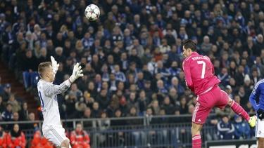 Schalke 04 - Real Madrid (2014 - 2015 2.Tur Maçları)