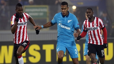Zenit - PSV Eindhoven (2014-2015 2. Tur Maçları)