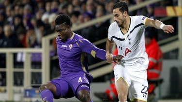 Fiorentina - Tottenham (2014-2015 2. Tur Maçları)