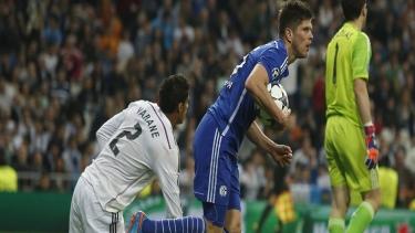 Real Madrid - Schalke 04 (2014 - 2015 2.Tur Maçları)