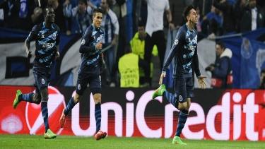 Porto - Basel (2014 - 2015 2.Tur Maçları)