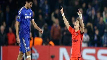 Chelsea - PSG (2014-2015 2. Tur Maçları)