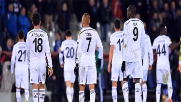 Club Brugge - Beşiktaş (2014-2015 3. Tur Maçları)