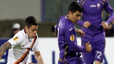 Fiorentina - Roma (2014-2015 3. Tur Maçları)