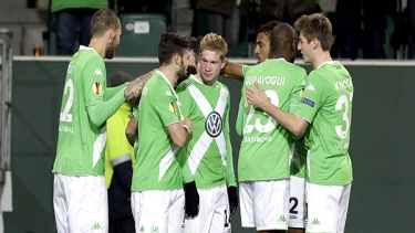Wolfsburg - Inter (2014-2015 3. Tur Maçları)