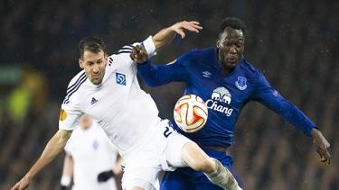 Everton - Dinamo Kiev (2014-2015 3. Tur Maçları)
