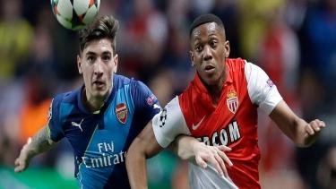 Monaco - Arsenal (2014 - 2015 2.Tur Maçları)