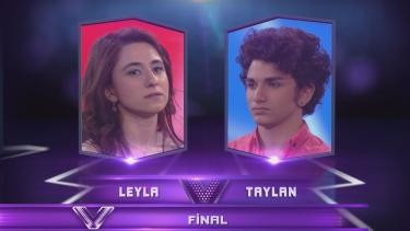Leyla ve Taylan'ın Final Düellosu