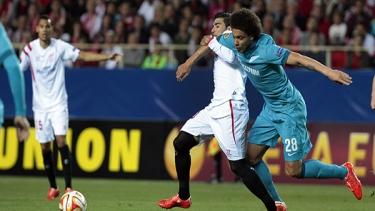 Sevilla - Zenit (2014-2015 Çeyrek Final Maçları)