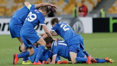 Dnipro - Club Brugge (2014-2015 Çeyrek Final Maçları)