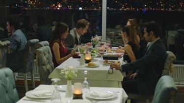 Serçe ve Kadir aynı masada!