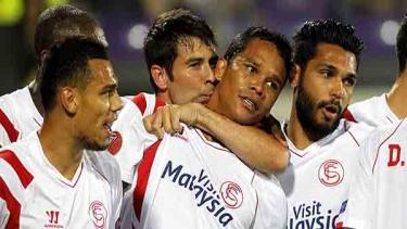 Fiorentina - Sevilla (2014-2015 Yarı Final Maçları)