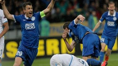 Dnipro - Napoli (2014-2015 Yarı Final Maçları)