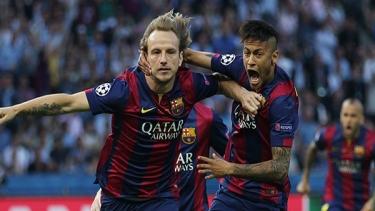 Juventus - Barcelona (2014 - 2015 Final Maçı)