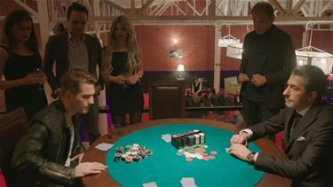Cihan ve Ozan aynı masada!