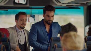 Mehmet Melike'yi otobüsten inmeye ikna edebilecek mi?