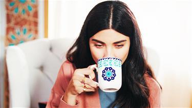 Mavi İlaçlı Çayı İçecek mi?