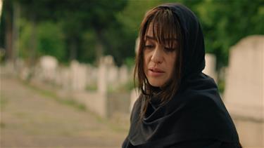 Ahmet'in Mezarında Duygusal Anlar