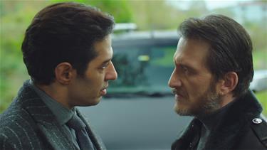 Serhan ve Kerim yüzleşmesi!